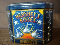 HERSHEY'S KISSES 2000 MILLENIUM SERIES # 4 CANISTER MADE IN GERMANY (UNOPENED)