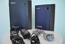 Panasonic Business Phone KX-TVA50, TDA-50, KX-DT343 White 4pcs, KX-TD7896
