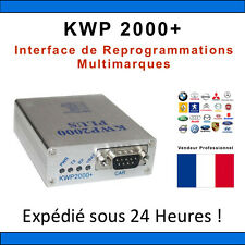 Interface Programmation KWP 2000+ Flash Tuning - ECUSAFE - MPPS - Galletto KESS