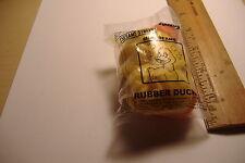 ~Rubber Duckie~Sesame Street~Mini Beans~1999 Kellogg'S Premium~