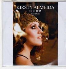 (BQ881) Kirsty Almeida, Spider (remixes) - DJ CD