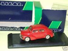 RENAULT 4CV Berline 1954 Bordeaux ELIGOR  1/43