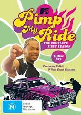 Pimp My Ride : Season 1 (DVD, 2005, 3-Disc Set)