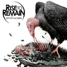 Rise to remain-City of vultures CD article neuf