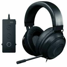Razer Kraken Tournament Edition THX 7.1 Surround Sound Gaming Headset - Black