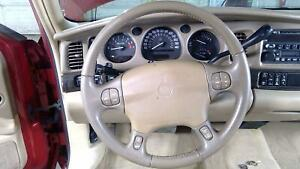2005 Buick Lesabre Limited Steering Column Assembly with Wheel/Bag/Key/Switches