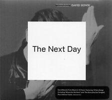 David Bowie - The Next Day  (CD 2013) Original CD