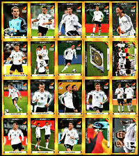 PANINI EURO 2012 *** Extra Sticker Deutschland D1-D20 Germany *** TOP +++++