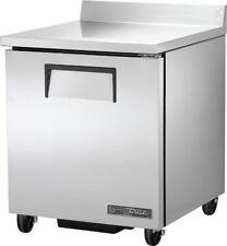 """New True TWT-27 28"""" Worktop Refrigerator w/ 1 Door, 115v"""
