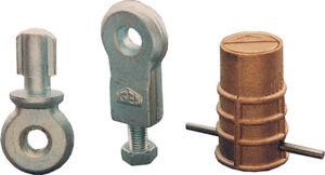 Iseo art 004.907 campana lucchetto per serranda serrande avvoligibli