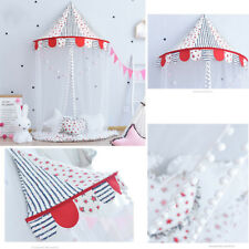 Children Bed Canopy, Foldable Princes Play Tent Kids Reading Play Tent -3 SIZES