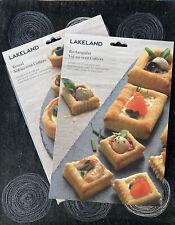 Vol-au-vent Pastry Cutters