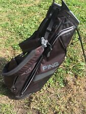 Ping Hoofer Lite Golf Bag 2018