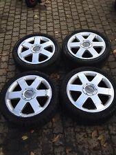 Audi TT Alufelgen 7,5x17 Zoll ET32 5x100 8N0601025A Radsatz