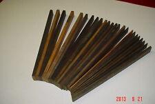 Letterpress Printing Riglets 18 PICAS Long 6pt, 1, 1 1/2 Picas Wood Furniture