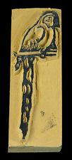 Pappagallo Archiviazione Inchiostro Legno Scrapbooking Fabbricazione E -