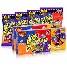 2x Jelly Belly Bean Boozled Glücksrad +vier Tüten Jelly Beans 4th Generation Bag