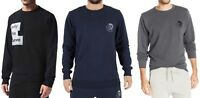 Diesel Men's NEW UMLT Willy Sweatshirt Crew Neck Pull Over Long Sleeve Shirt