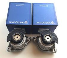 2x Lemförder Motorlager Mercedes W204 S204 C204 C207 A207 W212 S212 engine mount