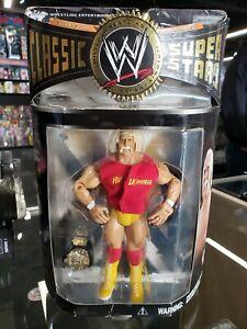 WWE Classic Superstars Hulk Hogan Hulkamania Jakks Pacific 2005