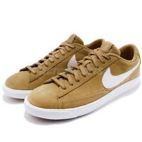 Nike Blazer Low Element Gold White Men Casual Shoes Sneakers 371760-700