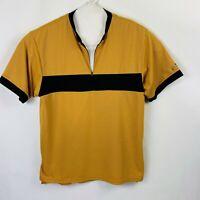 Bellwether 1/4 Zip Cycling Shirt Men's Size XL