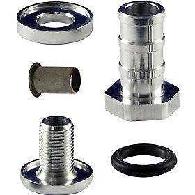 Revotec 19mm Self Sealing Hose Fitting Take Off Push Fitting (SST19K)