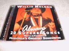 20 Superb Songs  Willie Nelson - CD - OVP