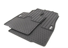 MINI Cooper Countryman 2011-2016 All Weather Floor Mats / Front Mini Logo 51-47-