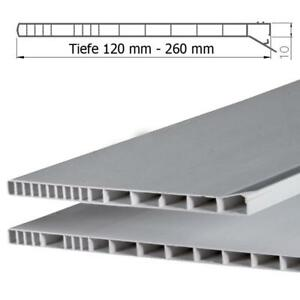 ✓ Rolladenkastendeckel Rolladenkasten Abdeckung Rolladenkasten Verschlussdeckel