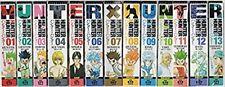 HUNTER × HUNTER comic 1-13 vol Manga Anime Japan (SHUEISHA JUMP REMIX)
