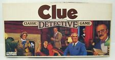 Clue Board Game - GAME BOX ONLY - 1986 Parker Brothers