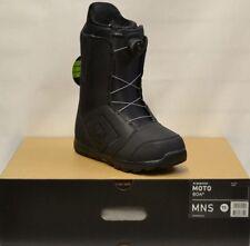 '17 / '18 Burton Moto Boa Size 11.5 Men's Snowboard Boots - Black *NEW*