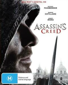 Assassin's Creed (LENTICULAR COVER) Blu-ray