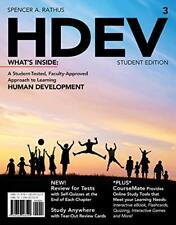 HDEV by Spencer A. Rathus, 3rd Edition