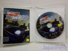 [USED] PS3 Wangan Midnight the Best Import JAPAN car racing game