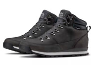 THE NORTH FACE Men's Back-to-Berkeley Redux Hiker Leather Boots Shoes - GREY