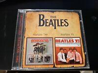 The Beatles Russian CD Beatles 65/ Beatles VI