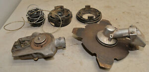 Stihl pole chain saw gear heads orchard tool string trimmer parts or repair lot