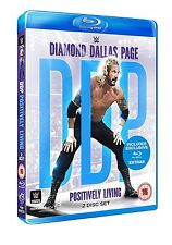 WWE Diamond Dallas Page - Positively Living [2 Blu-rays] *NEU* Blu-ray DDP WCW