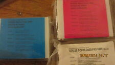 Compatible Ink Set Fits Epson Stylus Color 3000 - Cyan Yellow Magenta