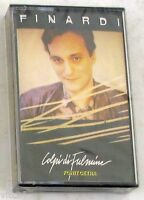 EUGENIO FINARDI - COLPI DI FULMINE - Musicassetta Sigillata MC K7
