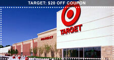 Target Online In store Coupos $20 off $100 Purchase Through Dec 12 🎁