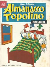 ALMANACCO TOPOLINO 1959 NUMERO 11