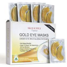 Gold Eye Mask Patch Anti Aging Dark Circles and Wrinkles Collagen Men Women
