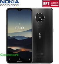 Nokia 7.2 128GB LTE 6GB RAM Dual SIM Telefoni Espl Sbloccato Android One Carbone