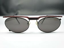 Carrera Sunglasses 5545 80 True Vintage 80s 90s Crazy Oval Sports Sunglasses