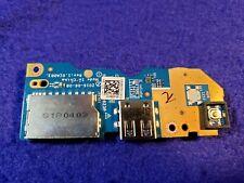 GENUINE DELL INSPIRON 7460 USB/SD CARD/POWER BUTTON BOARD 08N7VD 8N7VD