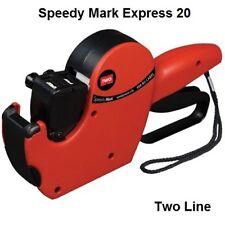 112177 - Speedy Mark Express 20 Labeling Gun
