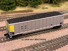 Hay Brothers COAL LOAD - fits KATO Bethgon Coalporter Cars